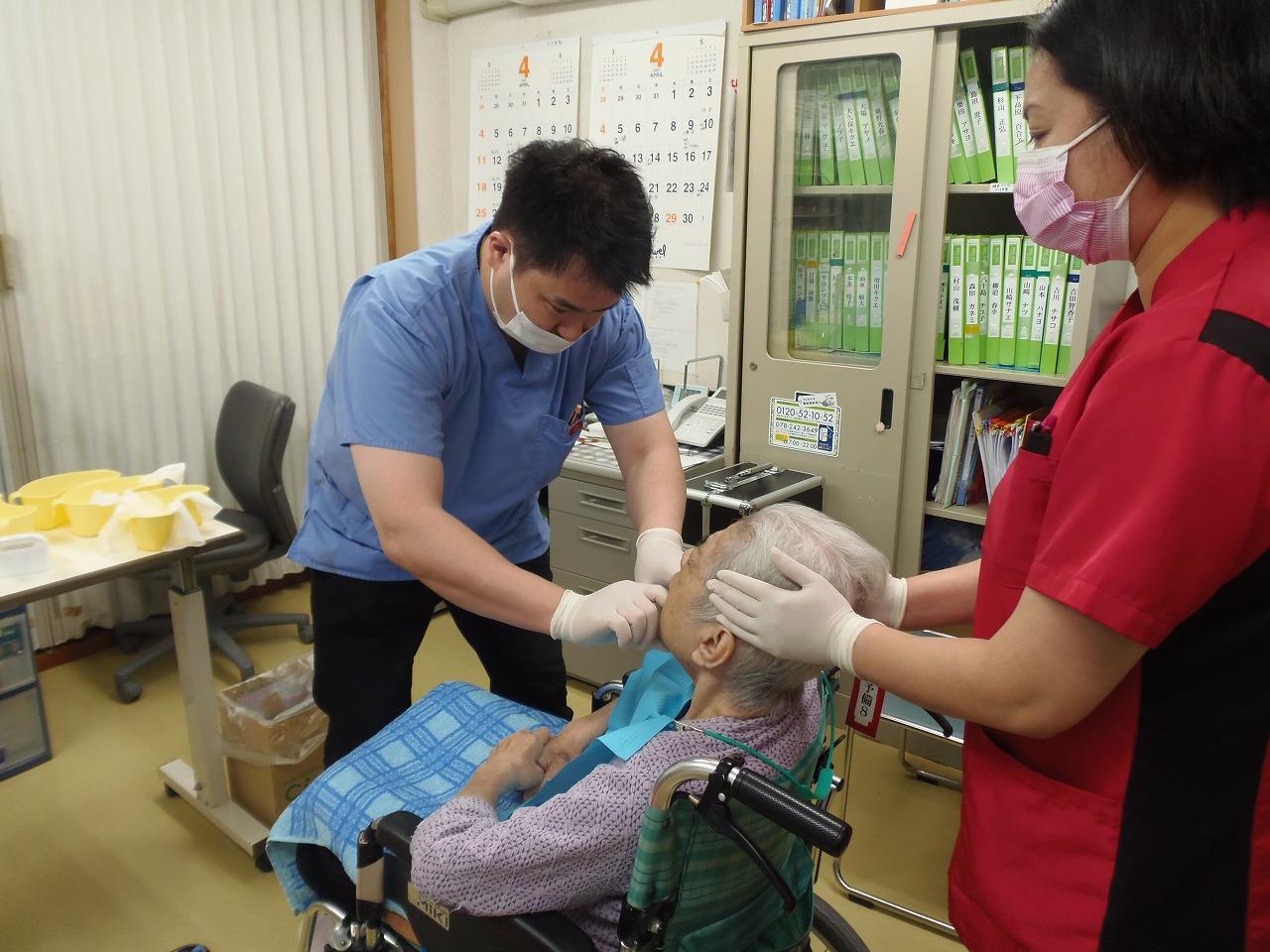 訪問歯科〜吾妻荘〜